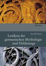 Lexikon der germanischen Mythologie und Heldensage