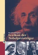 Lexikon der Nobelpreisträger
