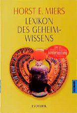 Lexikon des Geheimwissens