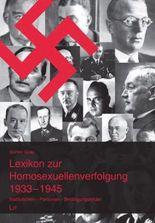Lexikon zur Homosexuellenverfolgung 1933-1945