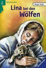 Lina bei den Wölfen