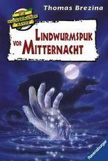 Die Knickerbocker-Bande: Lindwurmspuk vor Mitternacht