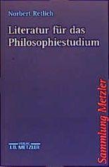 Literatur für das Philosophiestudium