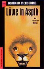 Löwe in Aspik