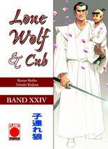 Lone Wolf & Cub. Bd.24