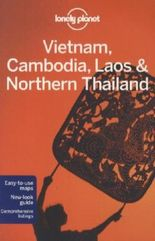 Lonely Planet Multi Country Guide Vietnam Cambodia Laos & Northern Thailand