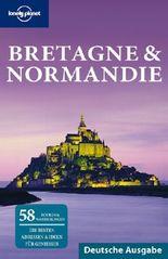 Lonely Planet Reiseführer Bretagne & Normandie