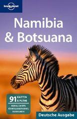 Lonely Planet Reiseführer Namibia & Botsuana