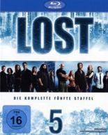 Lost, 5 Blu-rays. Staffel.5