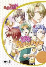 Love Revolution 01