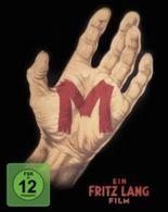 M - Eine Stadt sucht einen Mörder, 2 Blu-rays