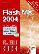 Macromedia Flash MX 2004, m. CD-ROM