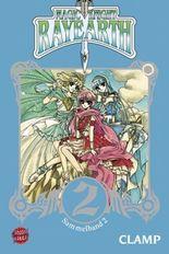 Magic Knight Rayearth - Sammelband-Edition, Band 2