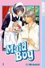 Maid Boy 01