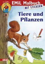 Mal- und Mitmachbuch, Band 1: Tiere und Pflanzen