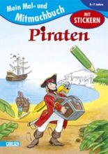 Mal- und Mitmachbuch, Band 4: Piraten