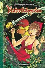 Manga-Madness 01: Blutrotkäppchen