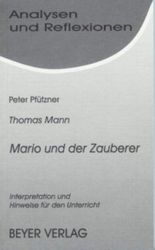 Mann, Thomas - Mario und der Zauberer