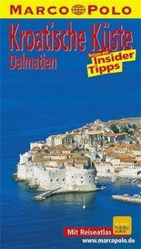 Marco Polo Reiseführer Kroatische Küste, Dalmatien