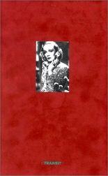 Marlene Dietrich Adressbuch