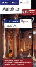 Marokko - Buch mit flipmap