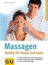 Massagen - Wohltat für Körper und Seele
