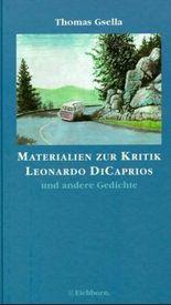 Materialien zur Kritik Leonardo DiCaprios