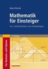Mathematik Fur Einsteiger