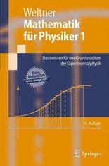 Mathematik Fur Physiker 1