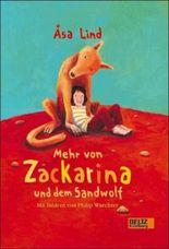 Mehr von Zackarina und dem Sandwolf