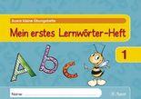 Mein erstes Lernwörter-Heft