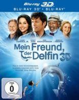 Mein Freund der Delfin 3D, 1 Blu-ray
