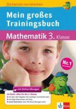 Mein großes Trainingsbuch Mathematik 3. Schuljahr