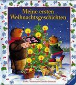 Meine ersten Weihnachtsgeschichten