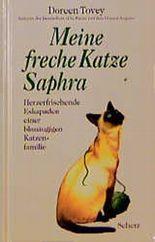 Meine freche Katze Saphra