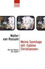 Meine Sonntage mit 'Sabine Christiansen'