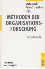 Methoden der Organisationsforschung