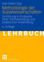 Methodologie der Sozialwissenschaften