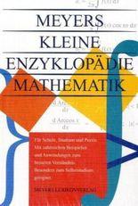 Meyers kleine Enzyklopädie Mathematik