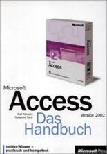 Microsoft Access 2002, Das Handbuch, m. CD-ROM