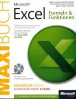 Microsoft Excel: Formeln & Funktionen - Das Maxibuch, 2., aktualisierte und erweiterte Auflage