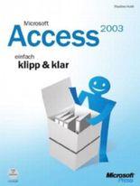 Microsoft Office Access 2003, m. CD-ROM