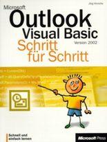 Microsoft Outlook Visual Basic Version 2002, m. CD-ROM
