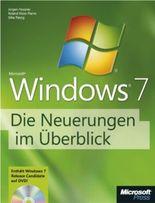 Microsoft Windows 7 - Die Neuerungen im Überblick, m. DVD-ROM