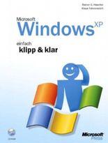 Microsoft Windows XP - einfach klipp & klar