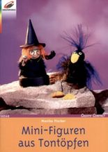 Mini-Figuren aus Tontöpfen