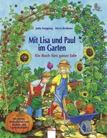 Mit Lisa und Paul im Garten