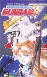Mobile Suit Gundam Wing. Bd.3