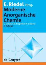 Moderne Anorganische Chemie