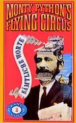 Monty Pythons Flying Circus. Sämtliche Worte in einem Band